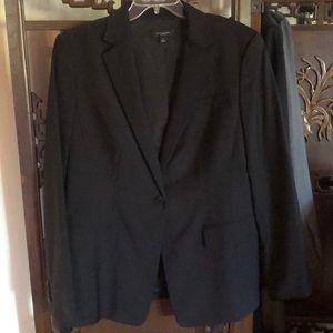 Ann Taylor suit jacket size 14.